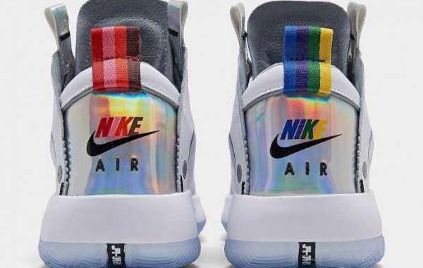 2020 New Nike PG 4 Gatorade Basketball Shoes