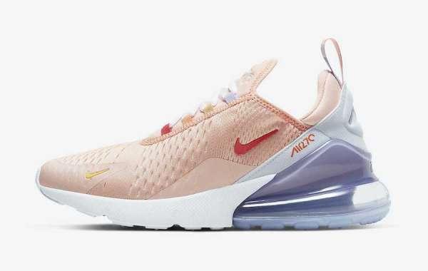 2020 Nike Air Max 270 Washed Coral Coming Soon