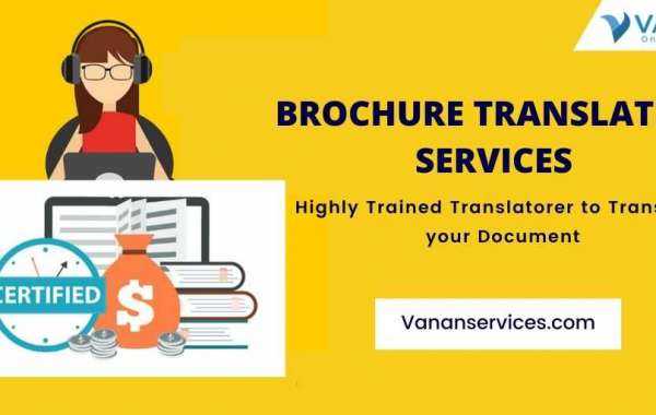 Industries Demanding Brochure Translation Services in New York
