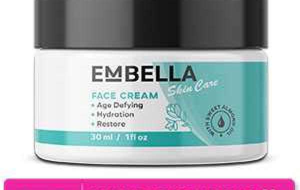 Embella Face Cream Reviews - Natural Formula To Get Youthful Skin