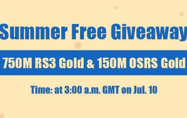 100% Free best site to buy runescape gold on RS3gold.com as 2020 Summer Free Giveaway for you Jul.10