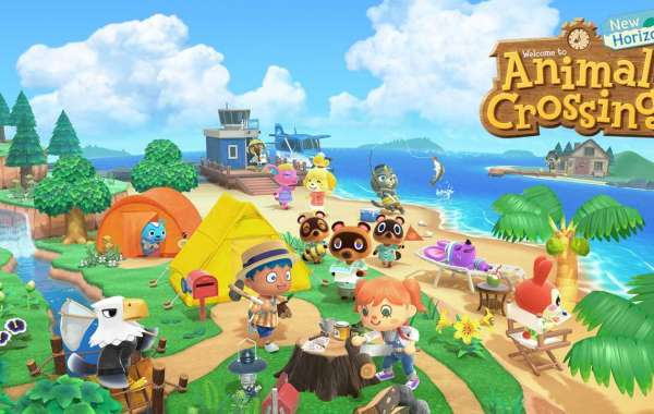 Animal Crossing Items a sport approximately idyllic village existence