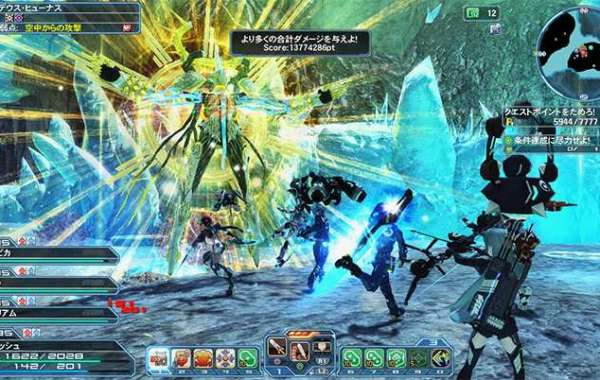 Nearly all of PSO2's numerous systems are explained well