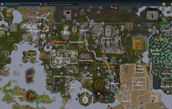 Here are 3 MMORPGs that are still fun in 2020, RuneScape among them