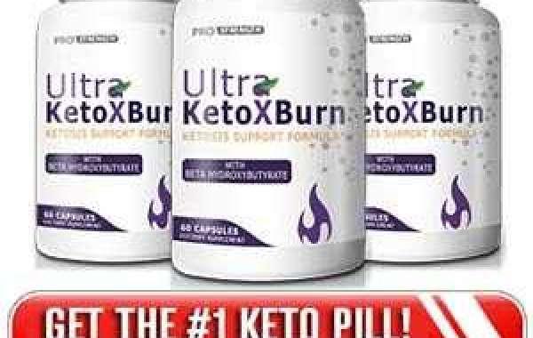 Ultra Keto X Burn  REVIEWS - SCAM or a LEGIT Deal?