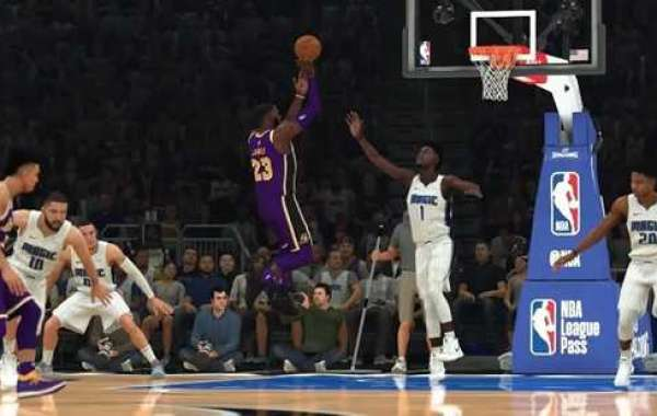 NBA 2K21 is the first game of the series designed for next-gen