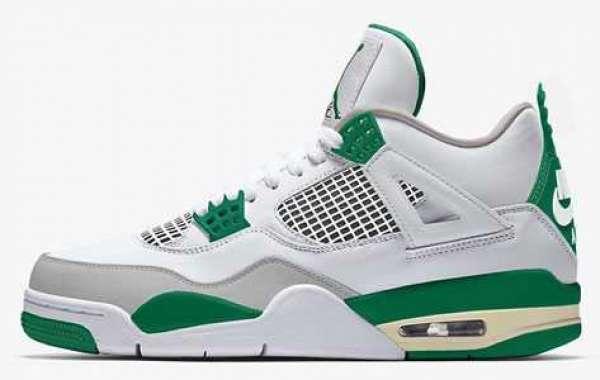 "New Air Jordan 4 ""Pine Green"" CK6630-100 Releasing in August"