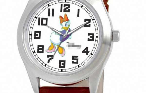Latest Custom Silver Watch Face