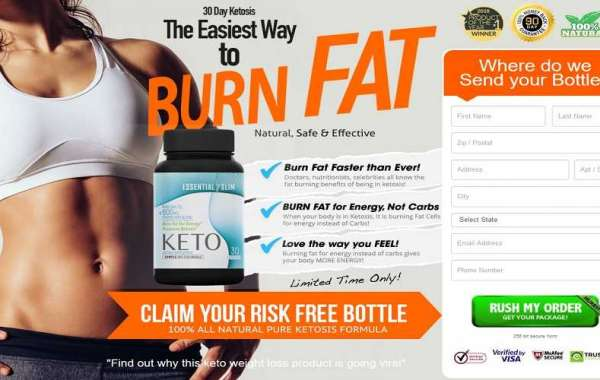 Essential Slim Keto  Reviews - The Top Fat Cutter To Burn Fat Clearly!