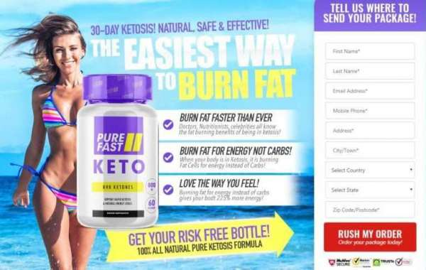 Pure Fast Keto - Does This Pure Fast Keto  Pills Actually Work?