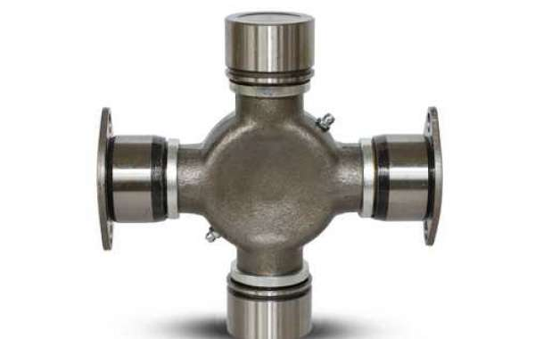 The optional structure of universal joint drive shaft