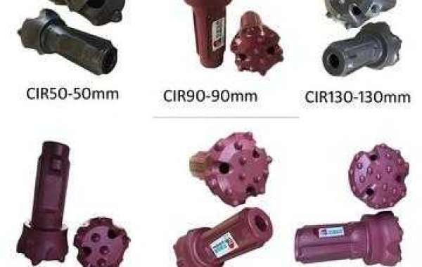 Operation Of Top Hammer Drilling Tools