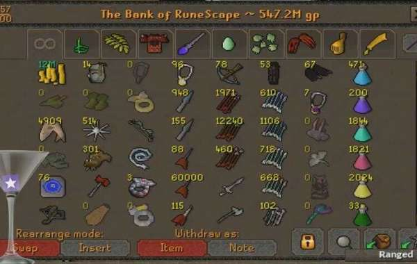 Thank you for thisI had been on OSRS gold