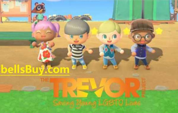 Animal Crossing New Horizons has launched a set about the Trevor project