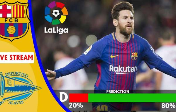 EN VIVO | Alavés - Barcelona ⭕Live Football⭕#LaLiga Santander Barcelona vs Alavés live Stream