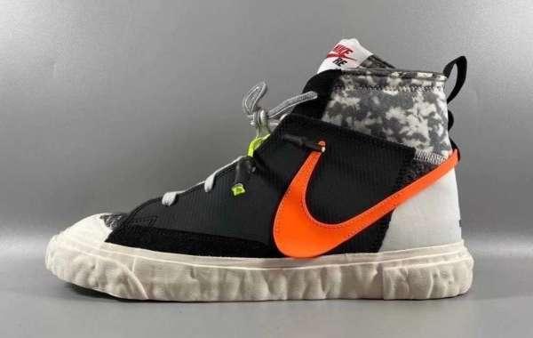 CZ3589-001 READYMADE x Nike Blazer Mid Will Be Released Soon !