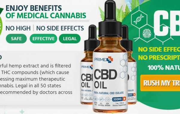 Prime RX CBD - Help To Remove Joint Pain & Anxiety!