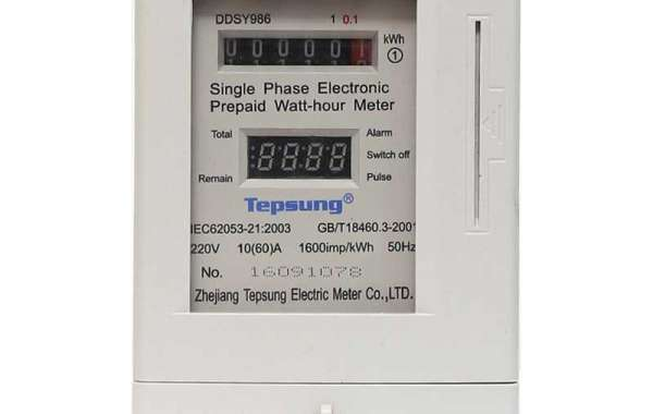 How to understand prepaid electricity meter