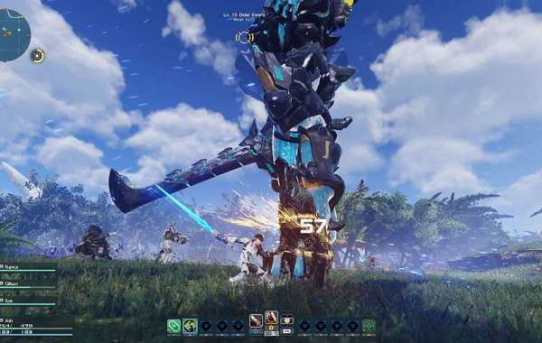 PSO2 finally gets a PC release next month in North America