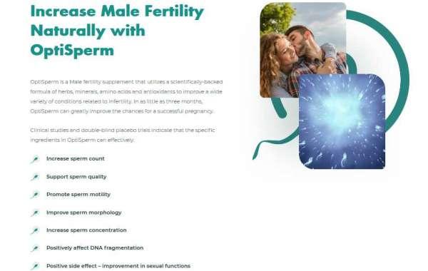 OptiSperm - Male Enhancement