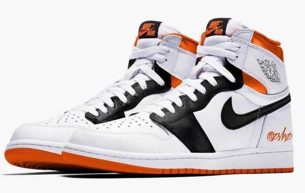 Air Jordan 1 Retro High OG White Orange Black to Arrive on July 2021