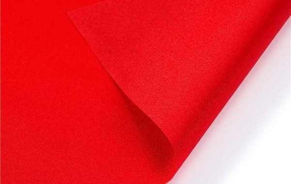 What are the characteristics of nylon fabrics?