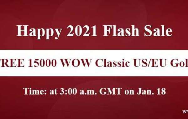 New year surprise:15000 gold seller wow classic with Free on WOWclassicgp.com