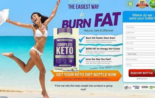 Complete Keto – Weight Loss Pills, Ingredients Does it Really Work Complete Keto Benefits?