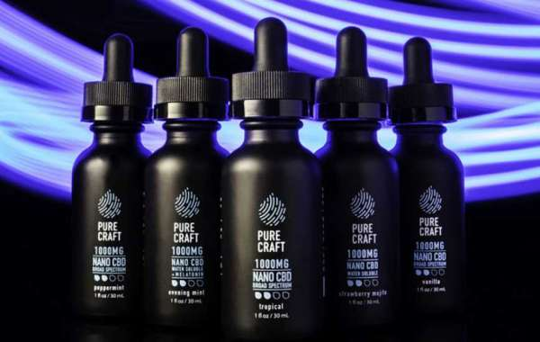 Seven Precious Tips To Help You Get Better At Pure Craft CBD.