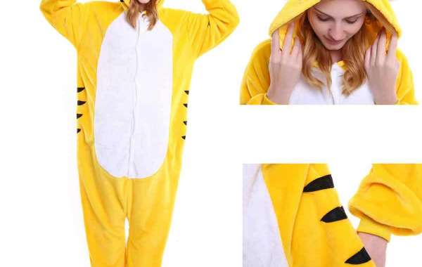Animal Onesie PJ's For Your Babies