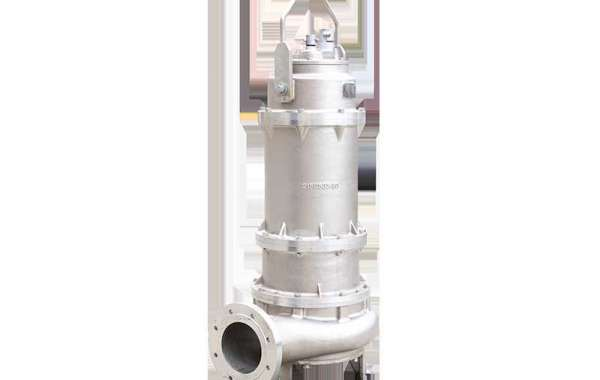 Stainless Steel Submersible Sewage Pump Is Suitable For Hydroponics