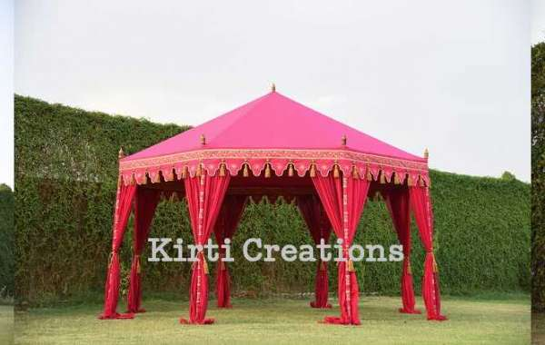 Garden Tents for Outdoor Party
