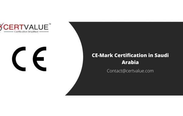 How to get CE-Mark Certification in Saudi Arabia?