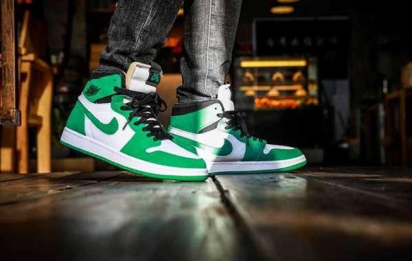 "Air Jordan 1 Zoom CMFT ""Stadium Green"" CT0978-300 release information"