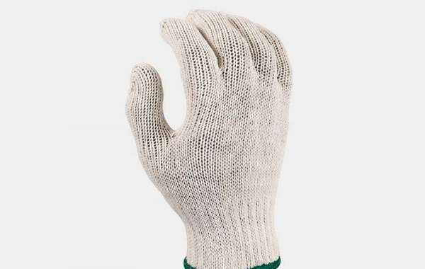 What are knitted gloves?