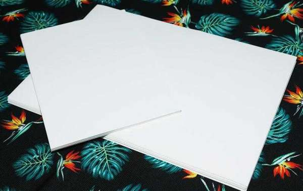 Introduction To The Selection Of Tacky Sublimation Paper