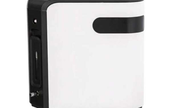 Medical Oxygen Concentrator Is Available For Family Use