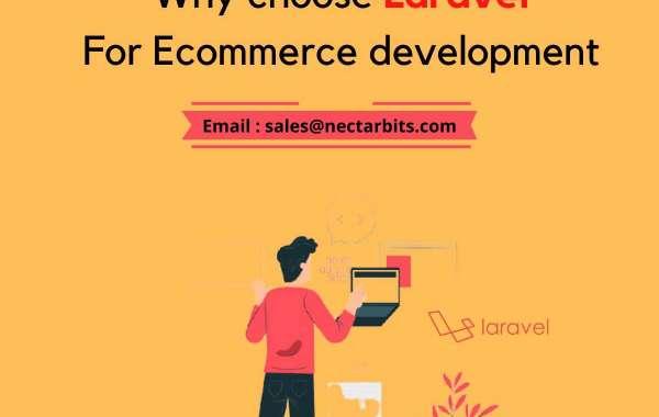 Why  Everyone Choose Laravel for eCommerce Website Development