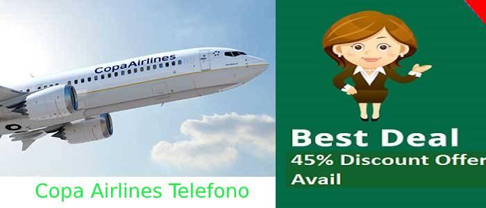 Copa Airlines Numero De Telefono +1-860-345-5932 | Estados Unidos