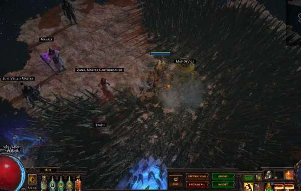 Path of Exile Skills Gems and Flasks