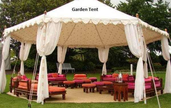 Buy Different Types of Garden Tents