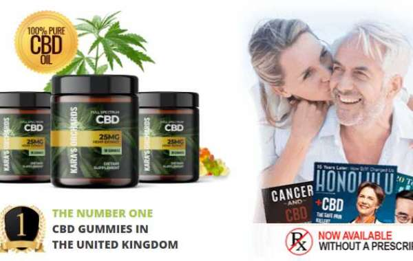 Karas Orchards CBD Gummies : reduce stress and anxiety!